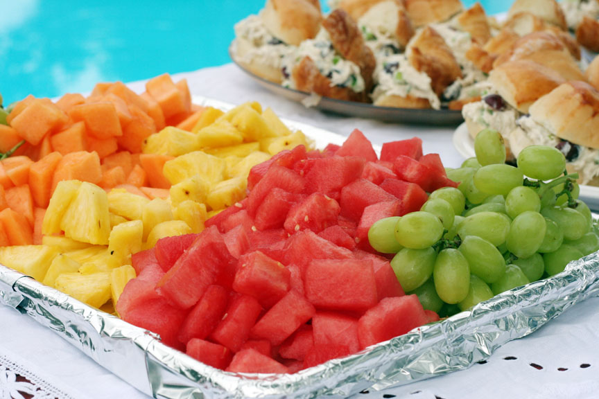 Baby Shower Food Ideas What Should I Serve At A Baby Shower