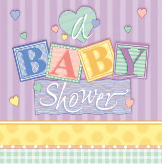 Second Baby Shower