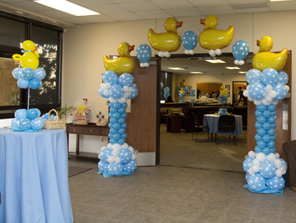 Creative Baby Shower Ideas